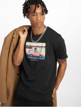 Jack & Jones T-Shirty jorLandon czarny