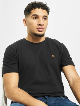 Jack & Jones T-Shirty jprBlahardy  czarny