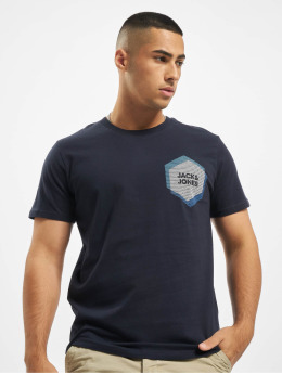 Jack & Jones T-Shirty jcoCool  niebieski
