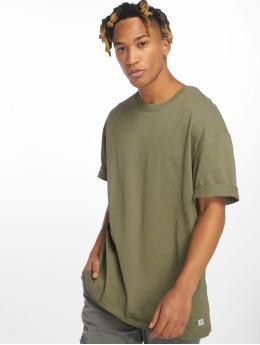 Jack & Jones T-Shirty jorSkyler oliwkowy