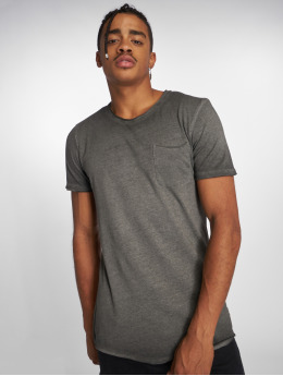 Jack & Jones T-Shirty jorJack Crew Neck szary