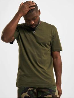 Jack & Jones T-Shirty Jjerelaxed O-Neck zielony