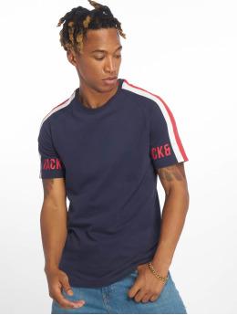 Jack & Jones T-skjorter jcoCalvin blå