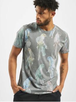 Jack & Jones T-skjorter Jorroppe Tee Ss Crew Neck blå