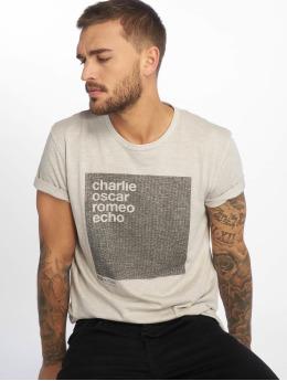 Jack & Jones T-skjorter jcoRich grå