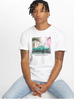 Jack & Jones T-skjorter jorLandon hvit