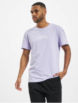 Jack & Jones T-skjorter jorKeep  lilla