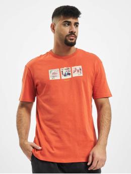 Jack & Jones T-skjorter jorAspen oransje