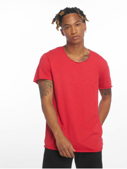 Jack & Jones T-skjorter jjeBas red