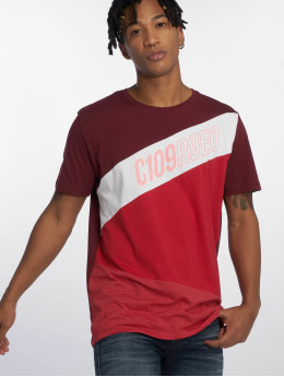 Jack & Jones T-skjorter jcoKate red