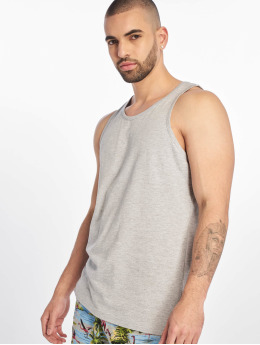 Jack & Jones Tank Tops jcoBooster šedá