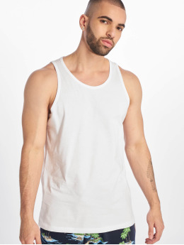 Jack & Jones Tank Tops jcoBooster bialy
