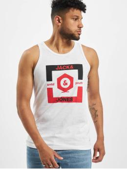 Jack & Jones Tank Tops coStrong hvit