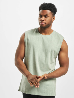 Jack & Jones Tank Tops jorFred BLK zielony