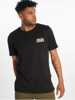 Jack & Jones Trika jjeCorp Logo čern