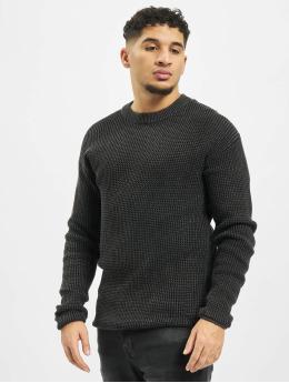 Jack & Jones trui jorBenjii Knit zwart