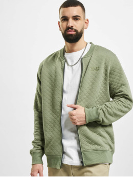 Jack & Jones Übergangsjacke jcoCut Sweat grün