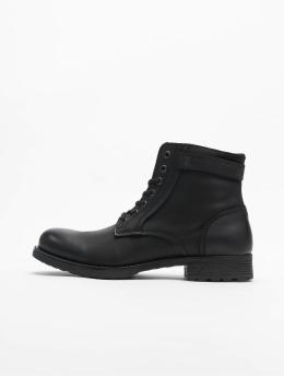 Jack & Jones Vapaa-ajan kengät jfwAngus  harmaa