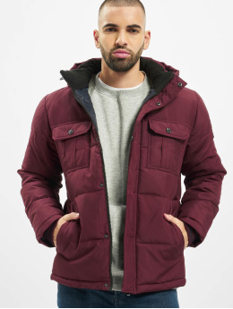 Jack & Jones Vattert jakker jcoWill red
