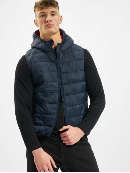 Jack & Jones Vest jjeMagic Body Warmer blue