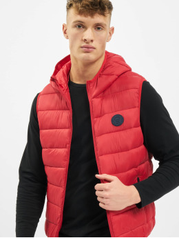 Jack & Jones Vest jjeMagic Body Warmer red