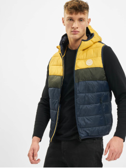Jack & Jones Vest jjeMagic Body Warmer yellow