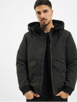 Jack & Jones Vinterjakker jprBluwetland sort