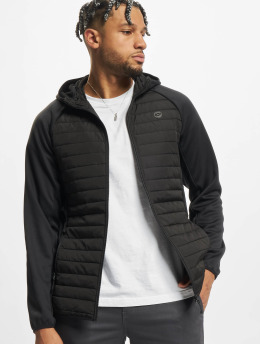 Jack & Jones Winter Jacket Jjemulti Quilted  black