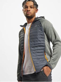 Jack & Jones Winter Jacket Jjemulti Quilted  grey