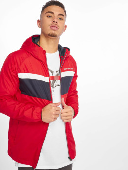 Jack & Jones Zomerjas jcoSneak  rood