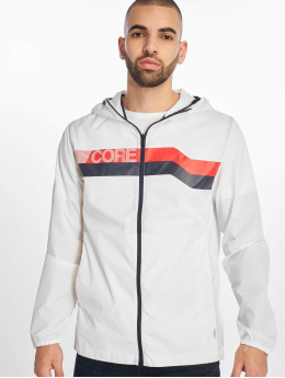 Jack & Jones Zomerjas jcoStone wit