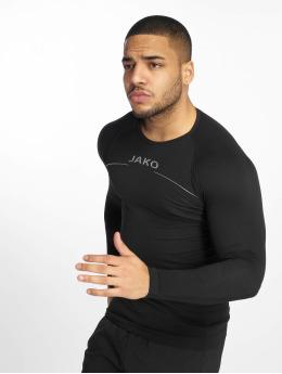 JAKO Kompressionsshirt Comfort schwarz