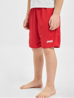 JAKO Pantalones cortos de fútbol Sporthose Manchester 2.0  rojo