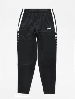 JAKO Pantalons Football Trainingshose Active noir