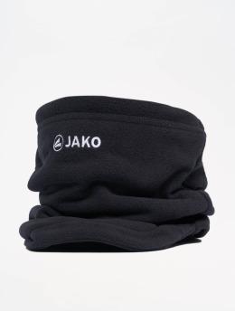 JAKO Schal Logo schwarz