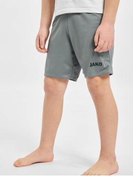 JAKO Shortsit Sporthose Manchester 2.0 harmaa