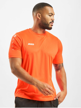 JAKO Soccer Jerseys Trikot Team Ka orange