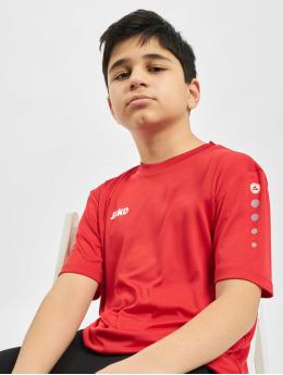 JAKO T-Shirty Team Ka  czerwony