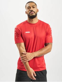 JAKO T-Shirty Trikot Team Ka czerwony