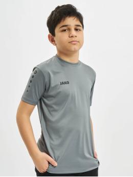 JAKO T-Shirty Team Ka  szary