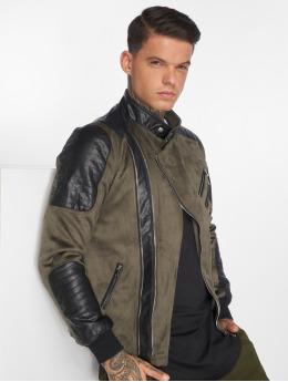 John H Демисезонная куртка RockIt зеленый