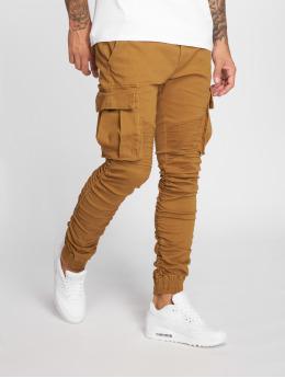 John H Pantalone ginnico Moko marrone