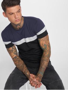 John H T-Shirt Stripes bleu