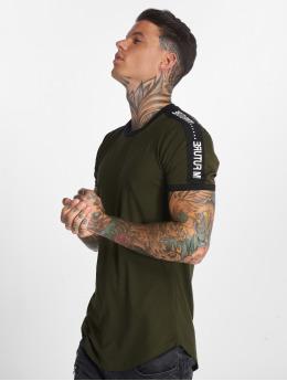 John H t-shirt Future groen