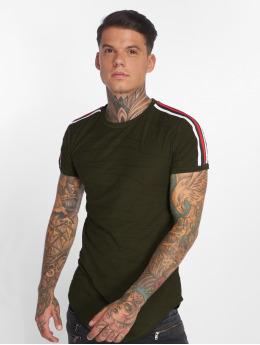 John H T-Shirt Tom grün