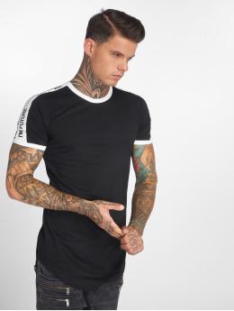 John H T-Shirt Future noir