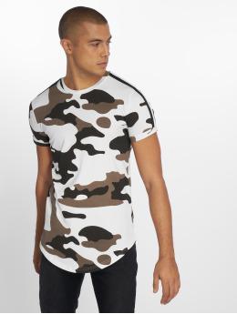 John H t-shirt Camolook zwart