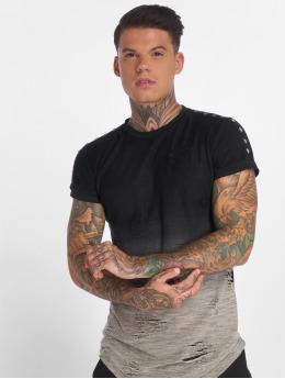 John H T-skjorter Colorstars svart