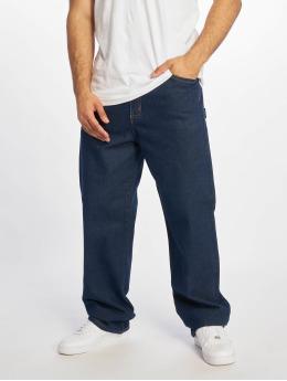 Joker Брюки Baggy Oriol Basic 5 Pocket синий