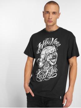 Joker T-Shirty Masks czarny